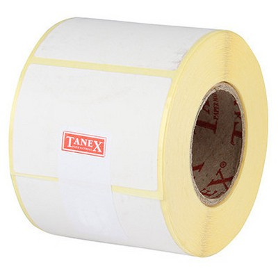 Tanex 100x150 Mm Eco Termal 1'li Etiket 40 Mm Çap 500'lü Rulo