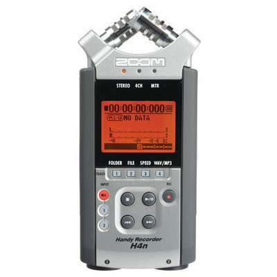 Zoom H4  Cihazı Ses Kayıt