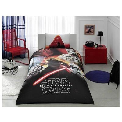 Taç Star Wars Movie Nevresim Takımı Ev Tekstili
