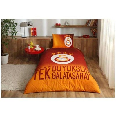 Taç Galatasaray 4. Yıldız Yatak Örtüsü Galatasaray Ürünleri