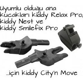Kiddy Relax Cıtyn Move Adapter Ana Kucağı