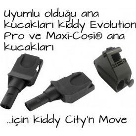 Kiddy Evolutıon Cıtyn Move Adapter Ana Kucağı