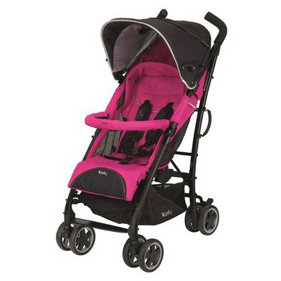 Kiddy City'N Move Puset Pink Baston Puset