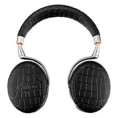 Parrot Zık 3.0 By Starck  Siyah Leather Crocodile Bluetooth Kulaklık
