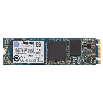 Kingston Sm2280s3g2/120g, 120gb, M.2, Sata, Solid State Drive