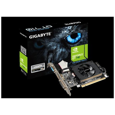 Gigabyte GeForce GT 710 2G Ekran Kartı (GV-N710D3-2GL)