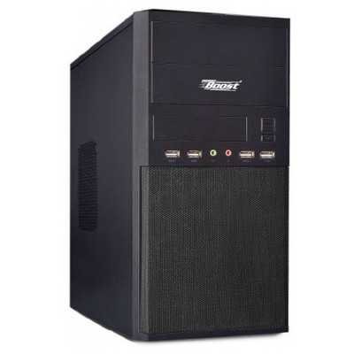 Boost Jbst-vk101m Power Vk-101m 300w Micro Atx Mesh Siyah Kasa