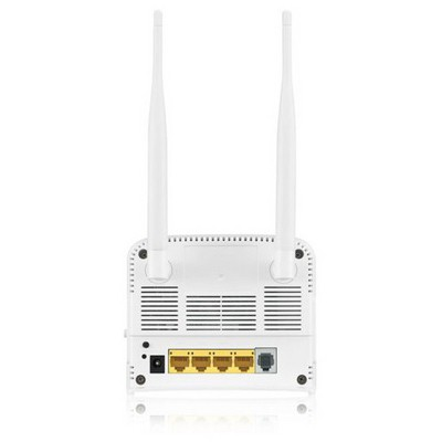 Zyxel P-1302-T10D 300Mbps 4 Port Kablosuz ADSL2+ DSL Modem