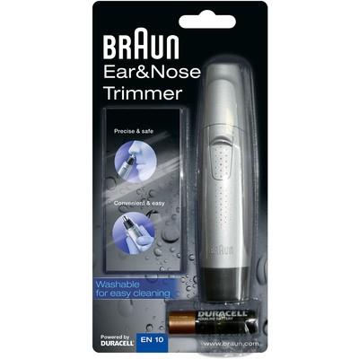 Braun EN10 Exact Kulak ve Burun Tüyü Alma Makinesi