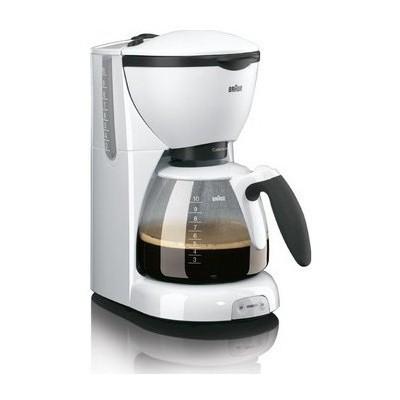 Braun KF520 Cafe House Beyaz Filtre Kahve Makinesi