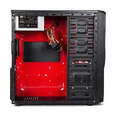 Redrock C701BB 300w Gaming Kasa - Siyah