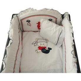 Sunny Baby 728 Lüks Oyun Parkı Uyku Seti Ayıcıklı Lacivert Uyku Setleri
