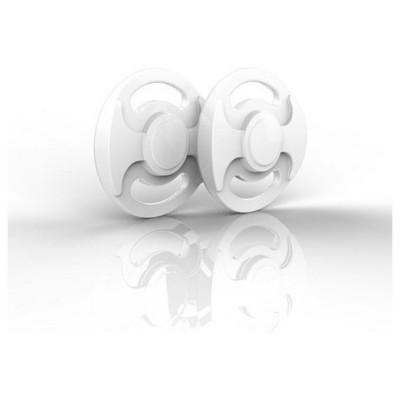 Sphero Ollie Için Flux Tekerlek Kapaği - White Akıllı Elektronik