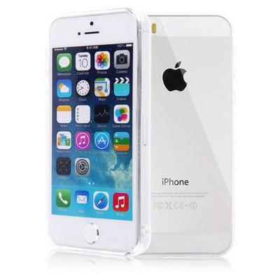 Microsonic Iphone Se Clear Soft Şeffaf Kılıf Cep Telefonu Kılıfı