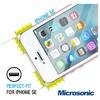 Microsonic Iphone Se Temperli Cam Ekran Koruyucu Kırılmaz Film Ekran Koruyucu Film