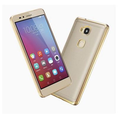 Microsonic Huawei Gr5 (honor 5x/x5) Kılıf Flexi Delux Gold Cep Telefonu Kılıfı