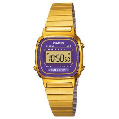 Casio La670wga-6df Digital Kadın Kol Saati