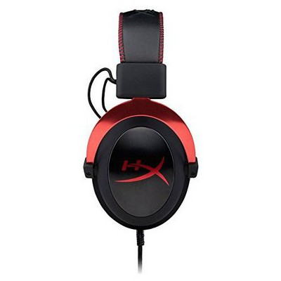 Kingston Hyperxcloud Iı Headset Kırmızıkhx-hscp-rd Pro Gaming Kafa Bantlı Kulaklık
