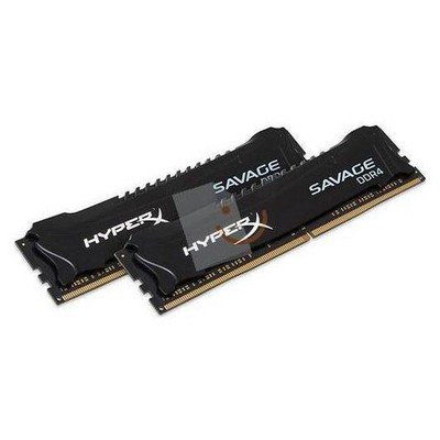 Kingston Hyperx Savage 2x8GB Bellek - HX430C15SB2K2/16