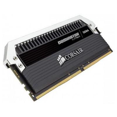 Corsair Cmd32gx4m2c3200c16 Domınator Platinum Ddr4-3200mhz Cl16 32gb (2x16gb) Dual (16-18-18-36) 1.35v RAM