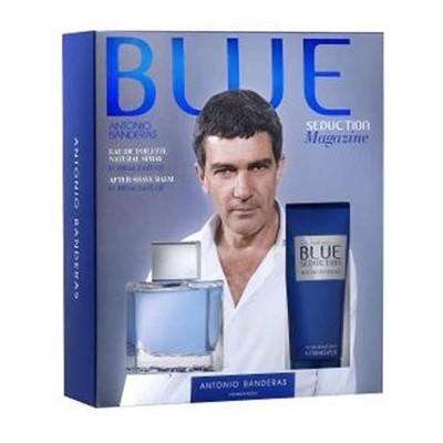 Antonio Banderas  Blue Man Edt 100 Ml + After Lotion 100 Ml Erkek Kol Saati