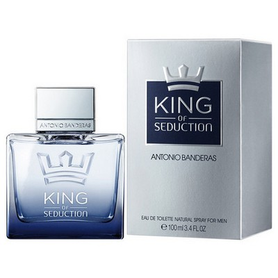 Antonio Banderas  King Of Seduction Edt 100 Ml Erkek Parfümü