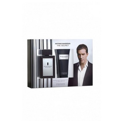 Antonio Banderas  Secret Edt 100 Ml+ After Shave Balsam 100 Ml