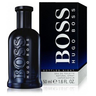 Boss Bottled Night Edt 50 Ml Erkek Parfümü