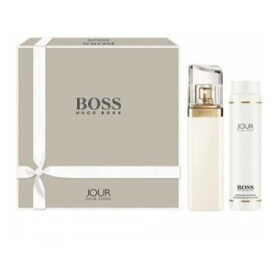 Boss Jour Female Edp 75 Ml+ Body Lotion 200 Ml Kadın Parfümü
