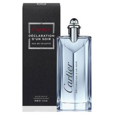 Cartier Declaration Dun Soir Edt 100 Ml Erkek Parfümü
