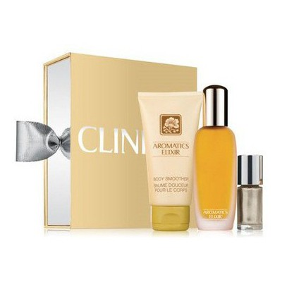 Clinique Aromatics Style Set (Elixir Spray45Ml+ BL75Ml+A Dif) Kadın Kol Saati