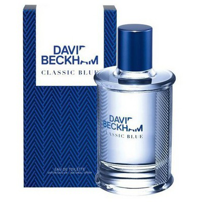 David Beckham  Classic Blue Edt 90 Ml Erkek Kol Saati