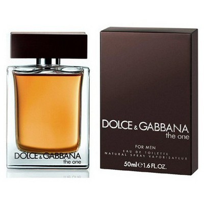 Dolce Gabbana The One For Men Edt 50 Ml Erkek Parfümü
