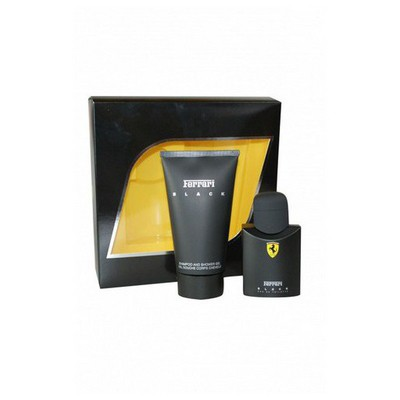 Ferrari Black Edt 75 Ml+ Shower Gel 150 Ml Erkek Parfümü