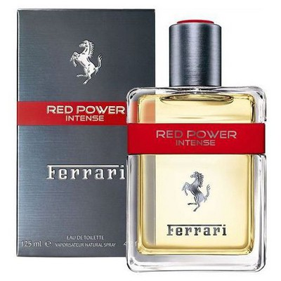 Ferrari Red Power Intense Edt 125 Ml Erkek Parfümü