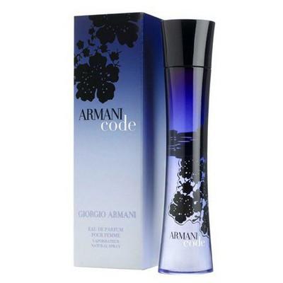 Giorgio Armani  Code Femme Edp 50 Ml
