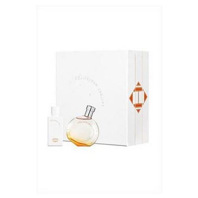 Hermes Eau Des Merveilles Edt 50Ml+ Body Lotion 40Ml Kadın Parfümü
