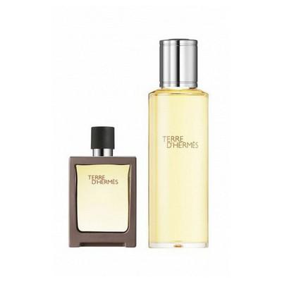 Hermes Terre D  Edt 125 Ml (121 Gr) + 30 Ml Erkek Parfümü
