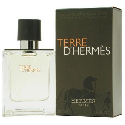 Hermes Terre Dhermes Edt 50 Ml Erkek Parfümü