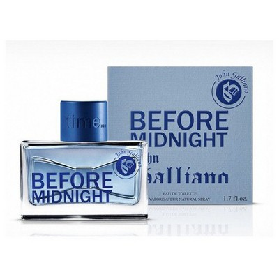 John Galliano Before Midnight Edt 50 Ml Erkek Kol Saati