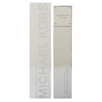 Michael Kors White Luminous Gold Edp 100 Ml Kadın Kol Saati