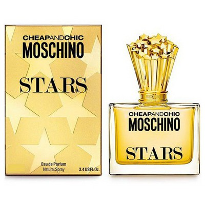 Moschino   Cheap and Chic Stars Edp 50 Ml