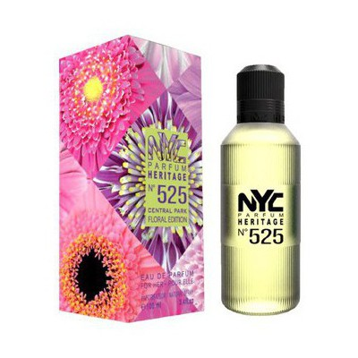 Nyc Central Park Floral Edıtıon No:525 For Her Edp 100Ml Kadın Kol Saati