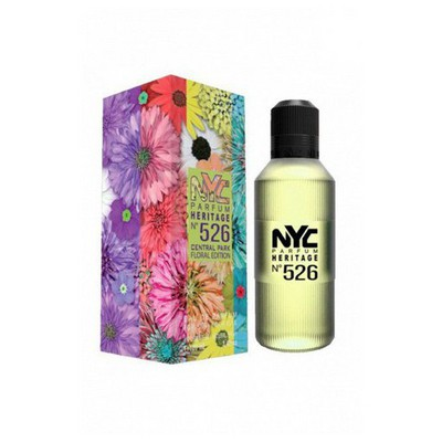 Nyc Central Park Floral Edıtıon No:526 For Her Edp 100Ml Kadın Parfümü