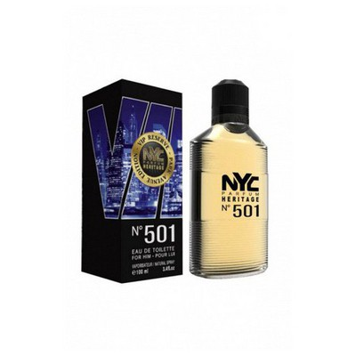 Nyc Park Avenue Vıp Reserve No:501 For Him Edt 100Ml Erkek Parfümü