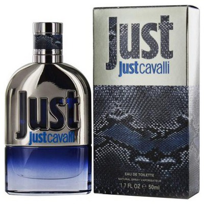 Roberto Cavalli Just Man Edt 50 Ml