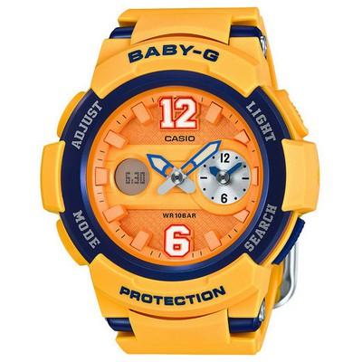 Casio Bga-210-4bdr Baby-g Kadın Kol Saati
