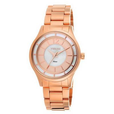 Vialux Lj680r-12sr Kadın Kol Saati
