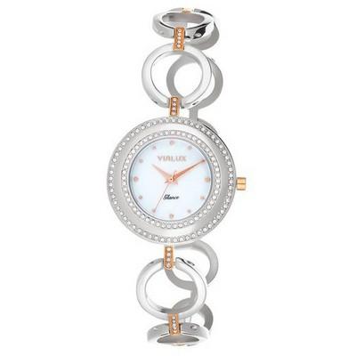 Vialux Uk110r-09sr Kadın Kol Saati