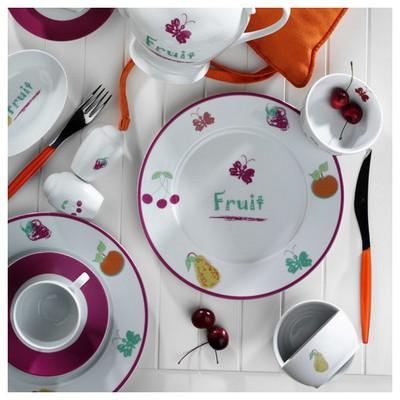 Kütahya Porselen 33 Parça 8002 Desen Kahvaltı Takımı